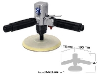 Single Action Polisher 6 inch