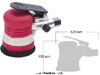 Mini Dual Action Sander 3 inch